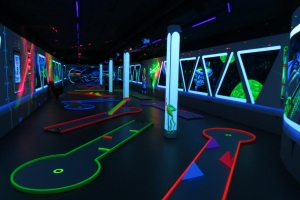 Freizeit-Fitness-Bowling-Minigolfcenter in Münster